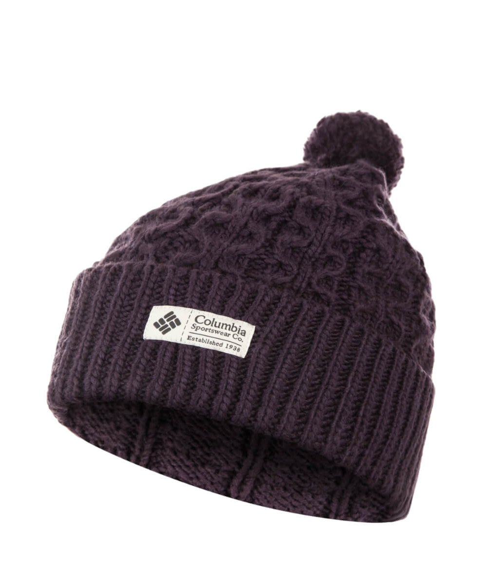 240b66486 Шапка COLUMBIA HIDEAWAY HAVEN BEANIE HAT LILAC